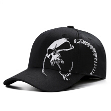 Jantens high quality fashion baseball cap women youth hip hop cap #B93 Black