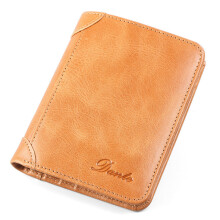 BestieLady TB922 Oil Tanned Genuine Leather Wallet with Box