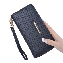 Si Ying S445 Import Ms. Wallet / Korea original / Long zipper wallet