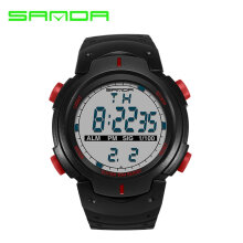 Smart Watches Men's Watch Multifunctional Waterproof 3ATM Electronic Sports Watch for Outdoor Sports