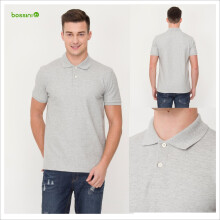Bossini - Polo Men (010001240) - Grey