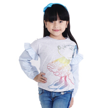 KIDS ICON - Baju Anak Perempuan Long Sleeve DISNEY Minnie Mouse Shirt - MW100500180