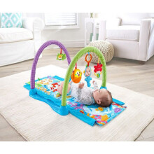 Fisher Price Newborn Kick N' Crawl Seahorse Gym