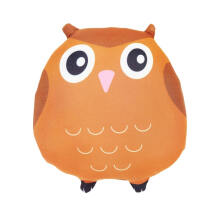 GLERRY HOME DÉCOR Mini Owl Cushion - 25Cm