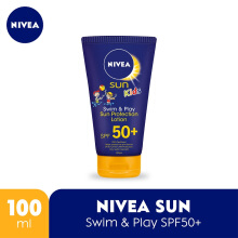 NIVEA Sun Kids Swim & Play SPF 50+ 100ml
