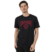 CONVERSE Star Chevron World Tee - Black