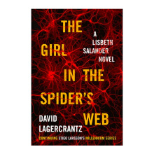 The Girl In The Spiders Web Import Book - David Lagercrantz - 9781101973271