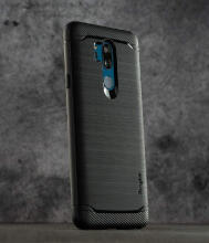 Rearth LG G7 ThinQ Case Ringke Onyx - Black Black