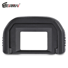 Professional EF Replacement Rubber Eyecup Eye Cup for Canon 650D / 600D / 550D / 500D / 450D / 1100D / 1000D / 400D SLR Camera  - Black