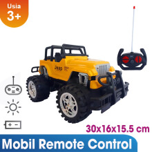 Mobil Remote Control Rock Crawler Suvs Country 789-807A