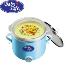 Baby Safe Digital Slow Cooker 0.8 L - Biru