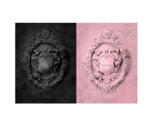 BLACKPINK - 2nd mini album [KILL THIS LOVE] - BLACK VERSION
