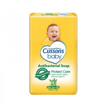 Cussons Baby Soap Bar Protect Care - 75 gr