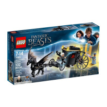 LEGO Harry Potter Grindelwald´s Escape 75951