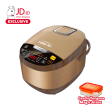 YONG MA Digital Rice Cooker 2 L SMC7047 - Gold