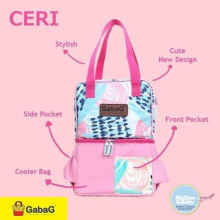 Gabag Cooler Bag Pop Series Ceri Tas Asi Insulator