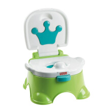 FISHER PRICE BG Royal Step Stool Potty BGP36