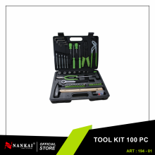 Toolkit 100pc Set Box Atau Perkakas Set NANKAI