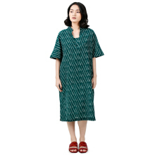 Danika Dress in Green Green All Size