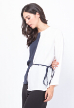 Patner.id-Grania Blouse Navy All Size
