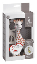 Sophie the Giraffe Limited Edition Set (with Teething Ring)