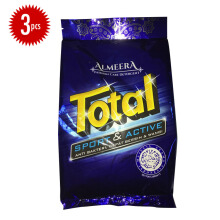 TOTAL Almeera Powder Detergent Sport & Active 800gr x 3pcs