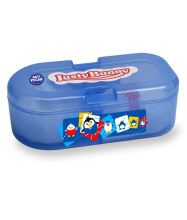 LustyBunny Powder Capsule Case - Blue TB 1528