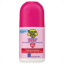 Banana Boat Baby 50+ Roll On 75ml (exp April 2019)