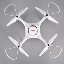 COZIME Syma X25PRO RC FPV Quadcopter Drone 720P HD Wifi Adjustable Camera GPS White