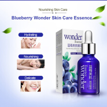 BIOAQUA Blueberry Wonder Essence Face Serum Anti Wrinkle Kerut Aging - 15ml