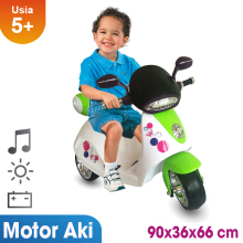 Ocean Toy Ride On Motor Aki Mainan Anak