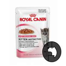 ROYAL CANIN 85 gr kitten instinctive jelly