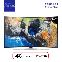 [DISC] SAMSUNG LED TV 49 Inch Curved Smart Digital UHD - 49MU6300 [SAMSUNG ONLINE PRIORITY]