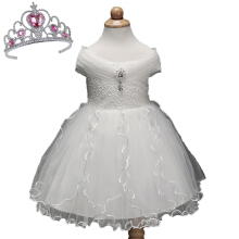 Anamode Girl Princess Dresses Ball Gown Elegant Kids Wedding Dress Summer -