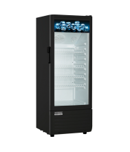 Modena SC1180 Showcase Cooler 4 Rak [180 L] Black
