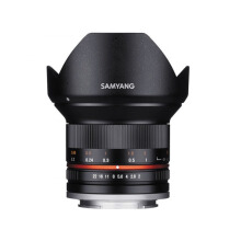 Samyang for Fujifilm 12mm f/2.0 NCS CS Lens Black