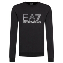 Armani Men's EA7 round collar long-sleeved T-shirt 3GPM14