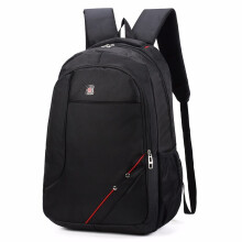 Wei's select fashion men's wear-resistant waterproof backpack hot trend outdoor sports backpack B-DSYD8897 Black