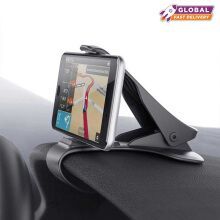 JEREFISH Universal Car Dashboard Holder Stand Clip Smartphone Car Holder Mobile Phone Accessories Cell Phone Stand