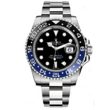 ROLEX GMT-Master II 116710BLNR - Batman Blue
