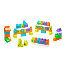 MEGA BLOKS Building Basic Stack Learn Math FLX72
