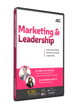 CD Marketing and Leadership Pink - White All Size