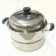AKEBONNO Single Layer Steamer Pot 24 cm