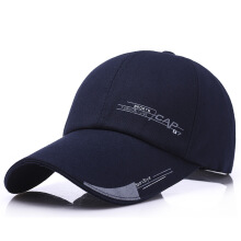 SiYing leisure sunscreen shade middle-aged canvas baseball cap men's cap
