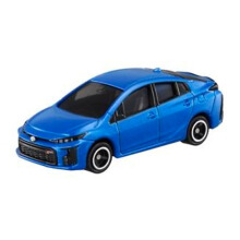 TOMICA Regular #76 Toyota Prius PHV GR Sport (Blue) TO-101819