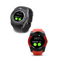 Sky V8 Smartwatch Jam Keren Digital Android