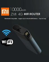 Redmango - XIAOMI ZMi MF885 3G 4G LTE WiFi Hotspot with 10000mAh Powerbank QC2.0