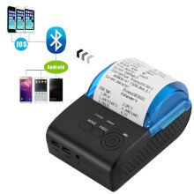 EPPOS EP5805AI Mini Printer Thermal Bluetooth 58mm - Android Black
