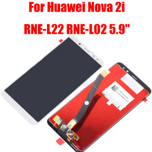 Blitzwolf  LCD Display Touch Screen Digitizer For 5.9'' Huawei Nova 2i RNE-L22 RNE-L02 White