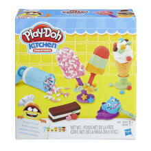 PLAYDOH Frozen Treats PDOE0042